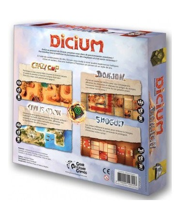 Dicium | Boutique de jeu Starplayer