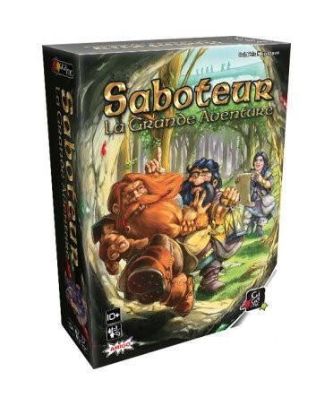 Saboteur : la Grande Aventure | Jeux de Plateau | Boutique Starplayer
