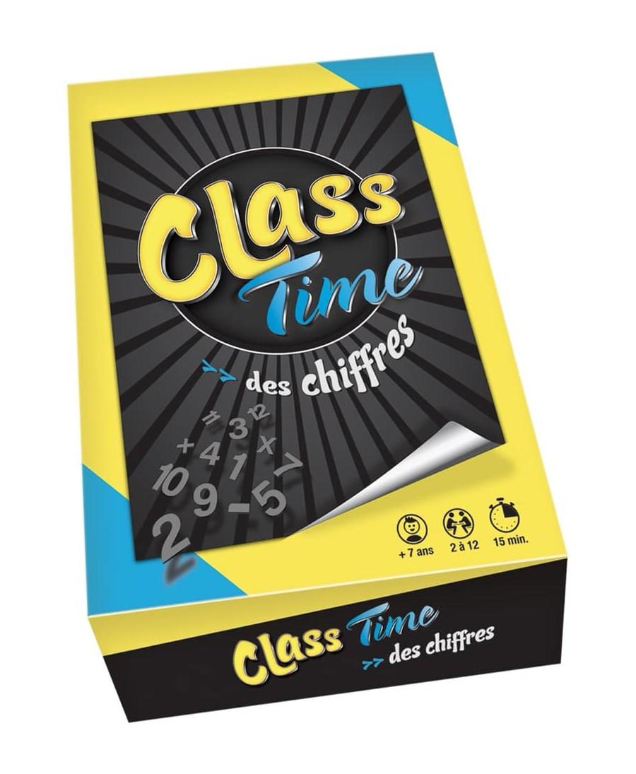 Class Time : Des Chiffres | Boutique Starplayer