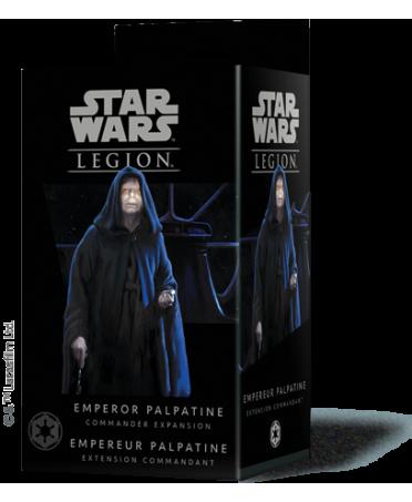 Star Wars Legion : Empereur Palpatine | Boutique Starplayer