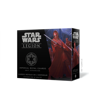 Star Wars Legion : Gardes Royaux de l'Empereur | Boutique Starplayer