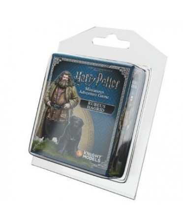 Harry Potter Miniature Adventures Game : Rubeus Hagrid | Boutique Starplayer