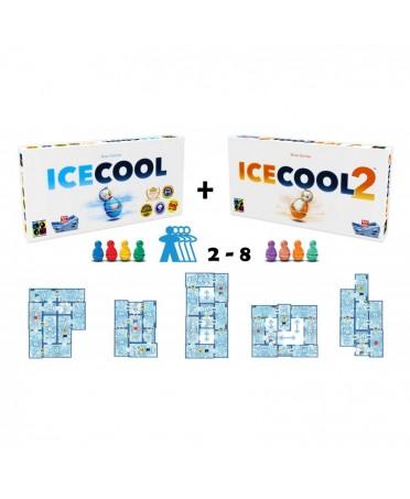 Ice Cool 2 et Ice Cool 1 seront assemblables pour un unique jeu complet.