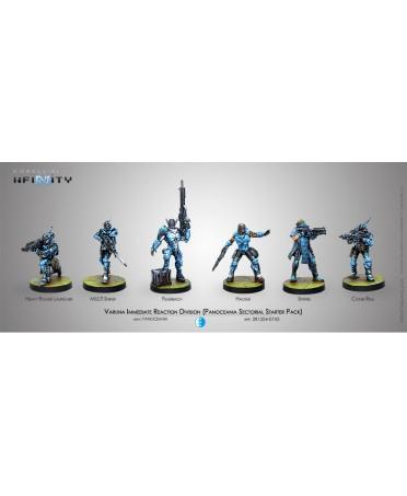 PanOceania : Varuna Immediate Reaction Division Sectorial Starter Pack   Boutique de Jeux de Figurines Starplayer
