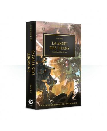 La Mort des Titans | Boutique Starplayer | Roman 40k