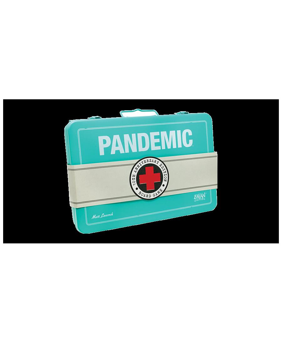 Pandemic : Edition 10ème Anniversaire | Boutique Starplayer