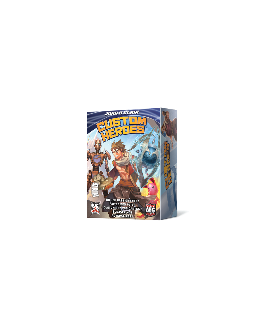 Custom Heroes (VF)   Boutique Starplayer