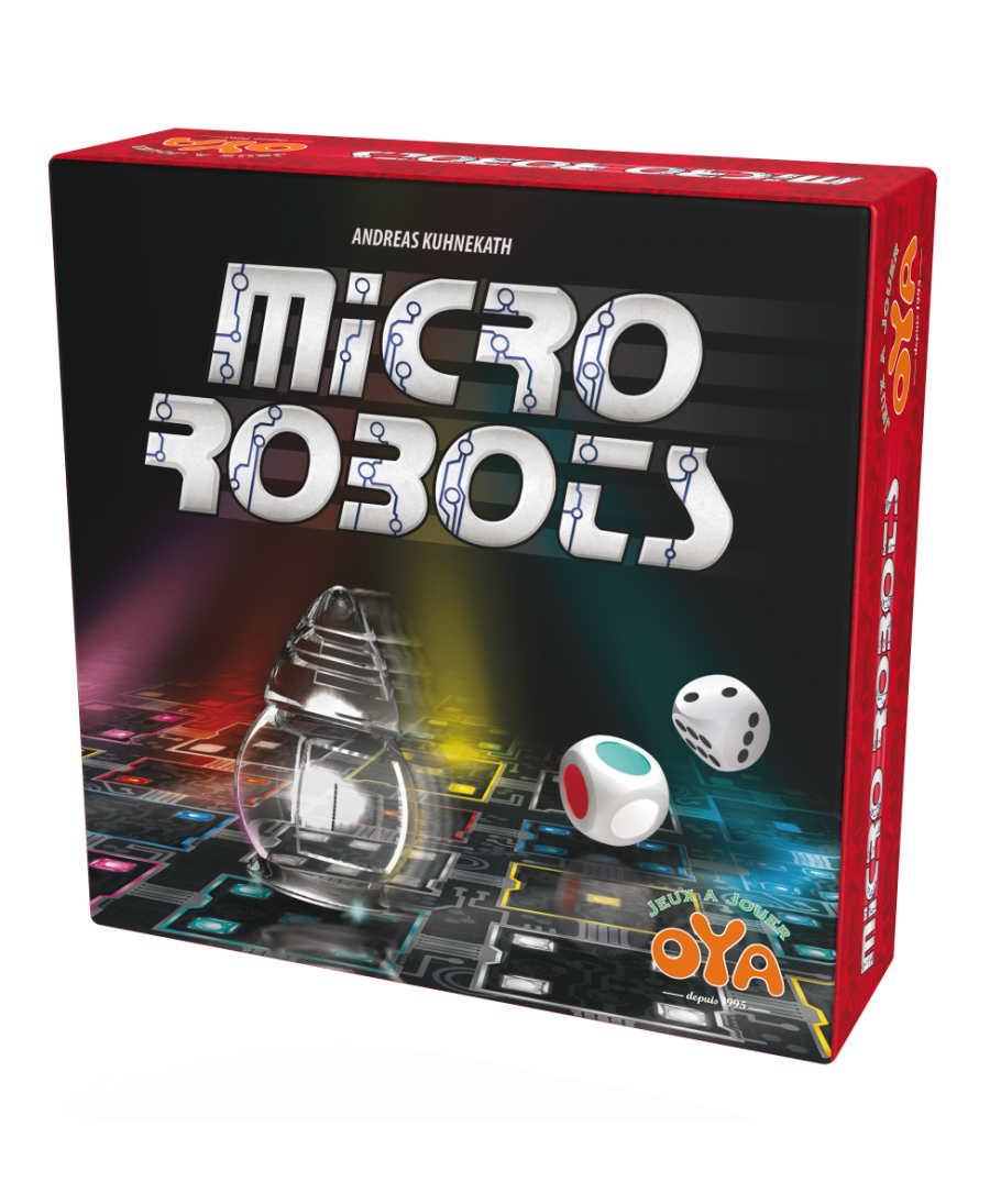 Micro Robots | Boutique Starplayer