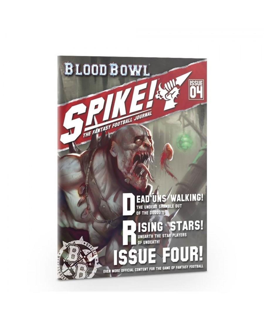 Blood Bowl : Spike! n°4 | Boutique Starplayer