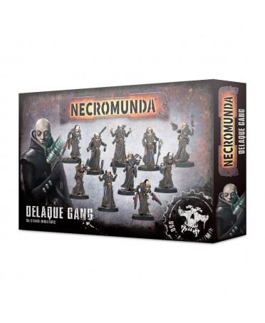 Necromunda : Gang Delaque | Boutique Starplayer