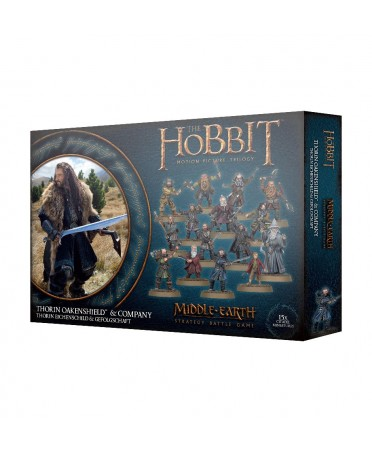 Middle Earth : Thorin Oakenshield & Company | Boutique Starplayer