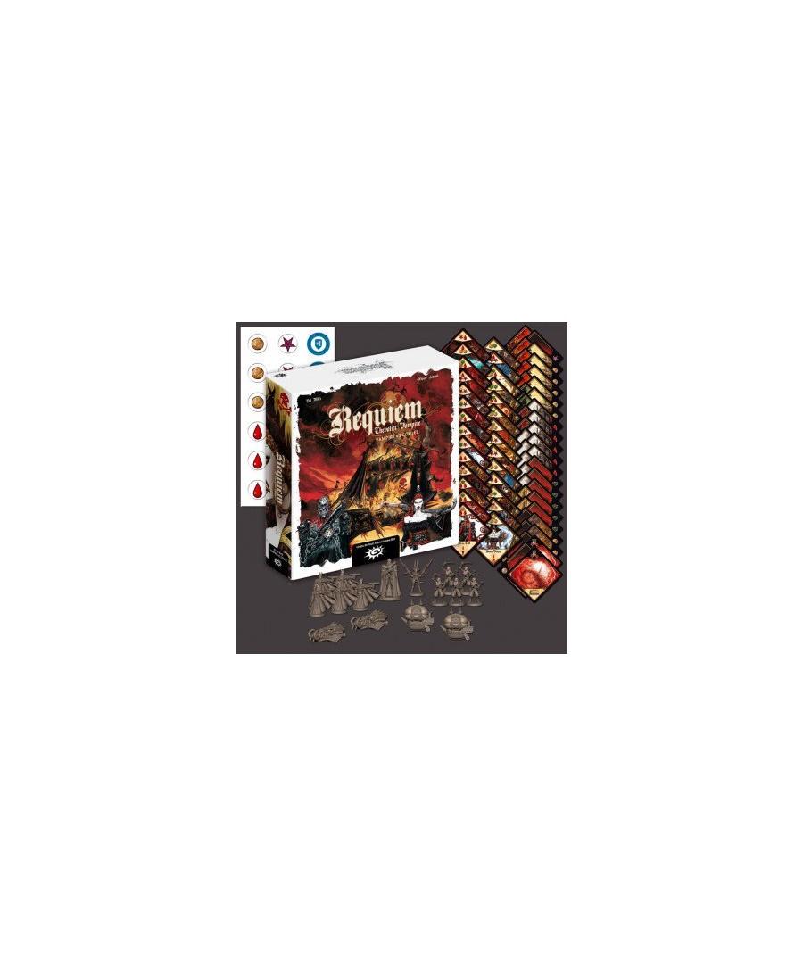 Requiem, Chevalier Vampire : Boite de base | Boutique Starplayer