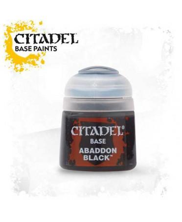 Citadel Base - Abandon Black