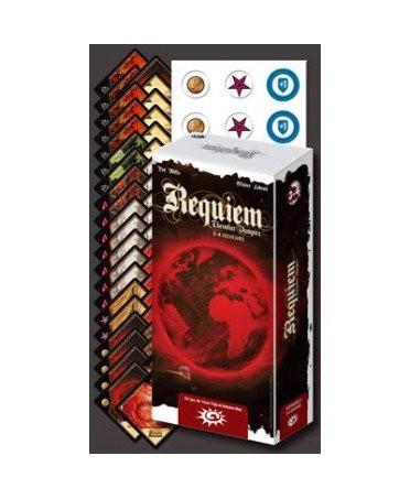 Requiem Chevalier Vampire : Extension 3/4 joueurs | Boutique Starplayer