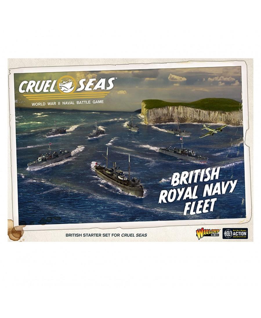 Cruel Seas : British Royal Navy Fleet | Boutique Starplayer