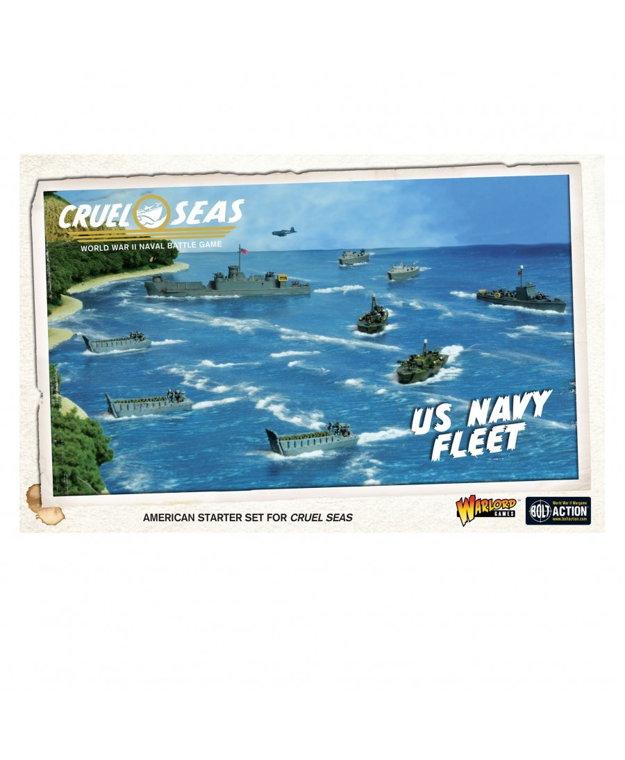 Cruel Seas : US Navy Fleet | Boutique Starplayer