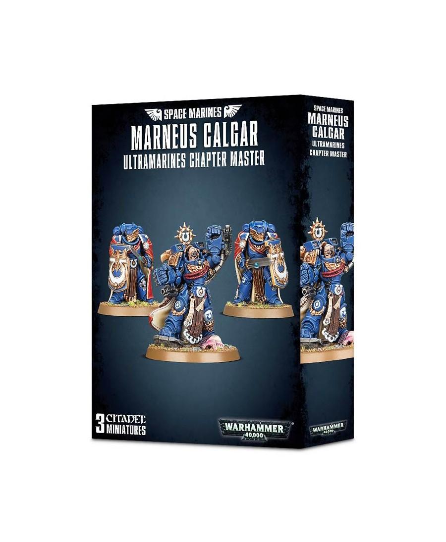 Space Marines : Marneus Calgar | Boutique Starplayer