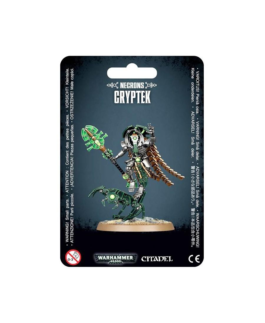 Necrons : Cryptek | Warhammer 40 000 | Boutique Starplayer