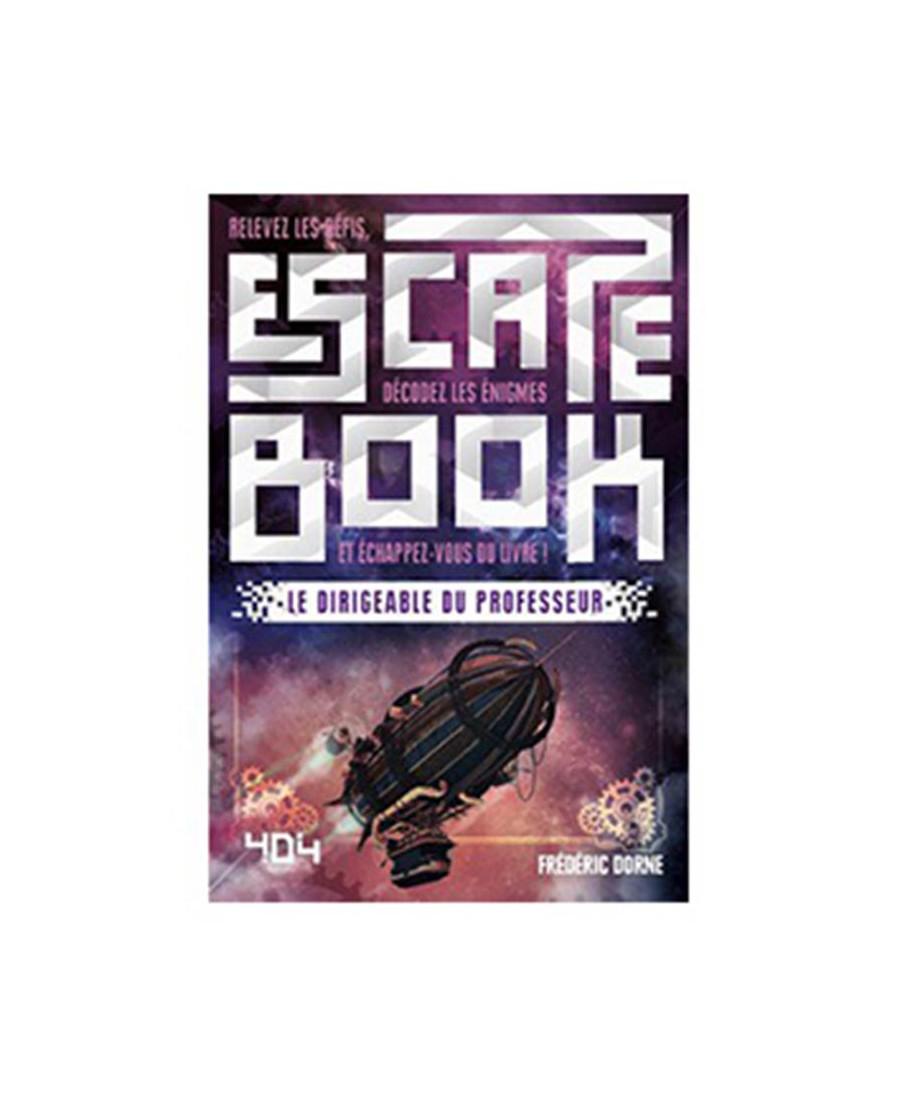 Escape Book : Le Dirigeable du Professeur | Boutique Starplayer
