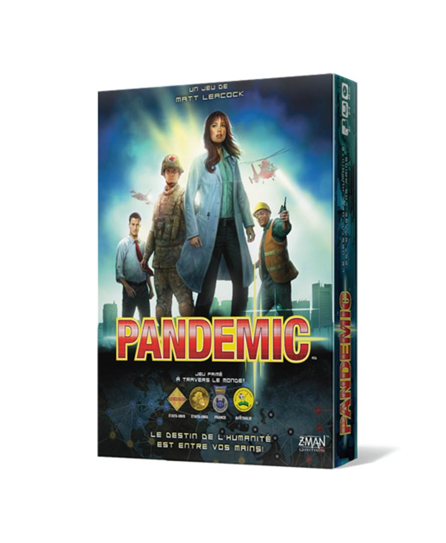 Pandemic | Boutique Starplayer