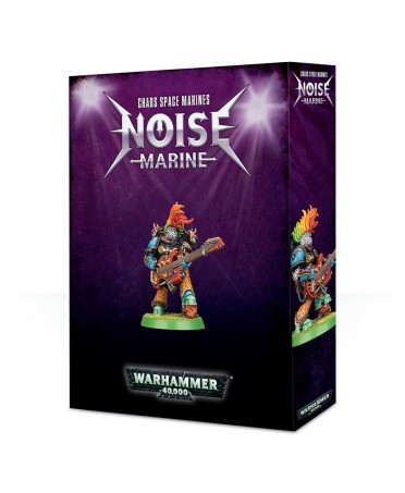Space Marines du Chaos : Noise Marine (2018) | Boutique Starplayer