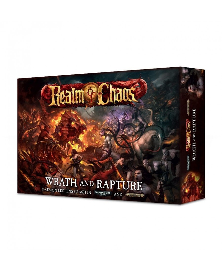 Realm of Chaos : Wrath & Rapture (VF) | Boutique Starplayer