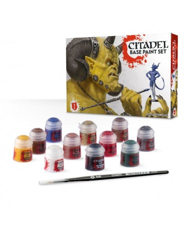 Citadel : Base Paint Set | Boutique Starplayer
