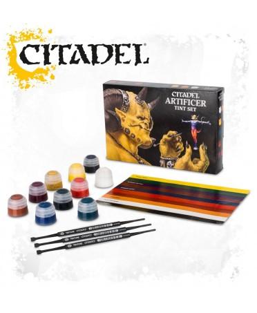 Coffret de Peinture : Citadel Artificer Tint Set | Boutique Starplayer