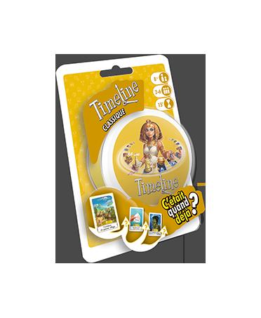 Timeline : Classique (Blister) | Boutique Starplayer