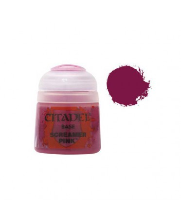 Citadel Base - Screamer Pink