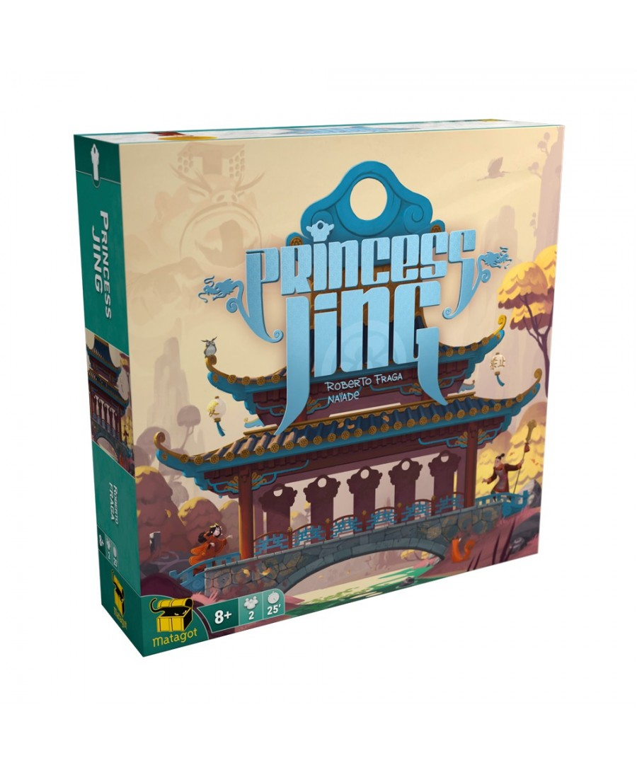 Princess Jing | Jeu de Société | Boutique Starplayer