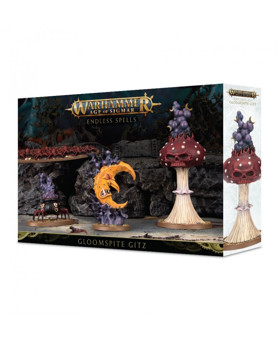 Gloomspite Gitz : Endless Spells | Boutique Starplayer