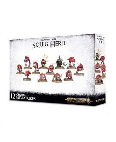 Gloomspite Gitz : Squig Herd | Boutique Starplayer | Warhammer Age Of Sigmar