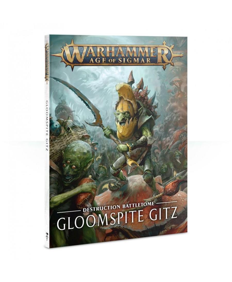 Battletome : Gloomspite Gitz | Boutique Starplayer | Warhammer Age Of Sigmar
