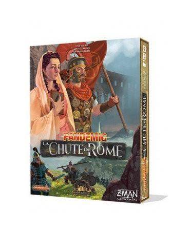 Pandemic : La Chute de Rome | Boutique de Jeux de Société Starplayer