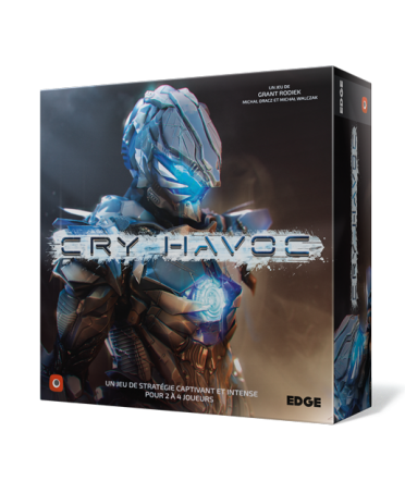 Cry Havoc (VF-2019) | Boutique Starplayer