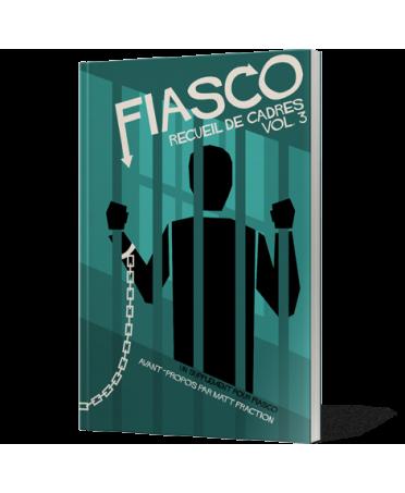 Fiasco : Recueil de Cadres Vol. 3 | Boutique Starplayer