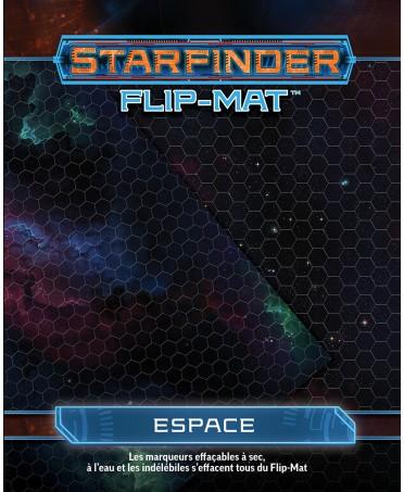 Starfinder Flip Mat : Espace | Boutique Starplayer