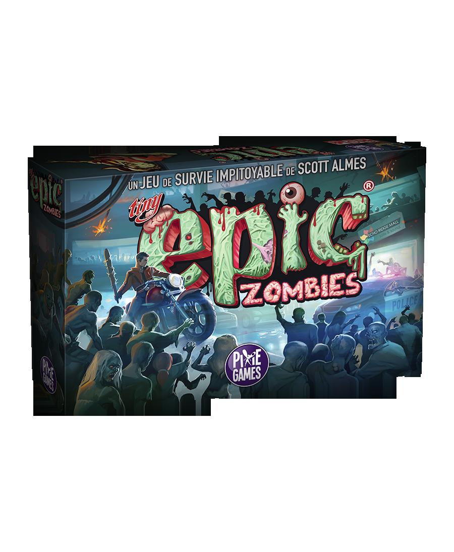 Tiny Epic Zombies  | Boutique Starplayer