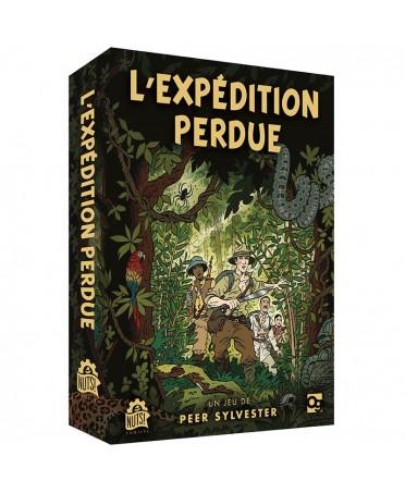 L'Expédition Perdue | Jeu de Société | Jeu d'Aventure | Boutique Starplayer