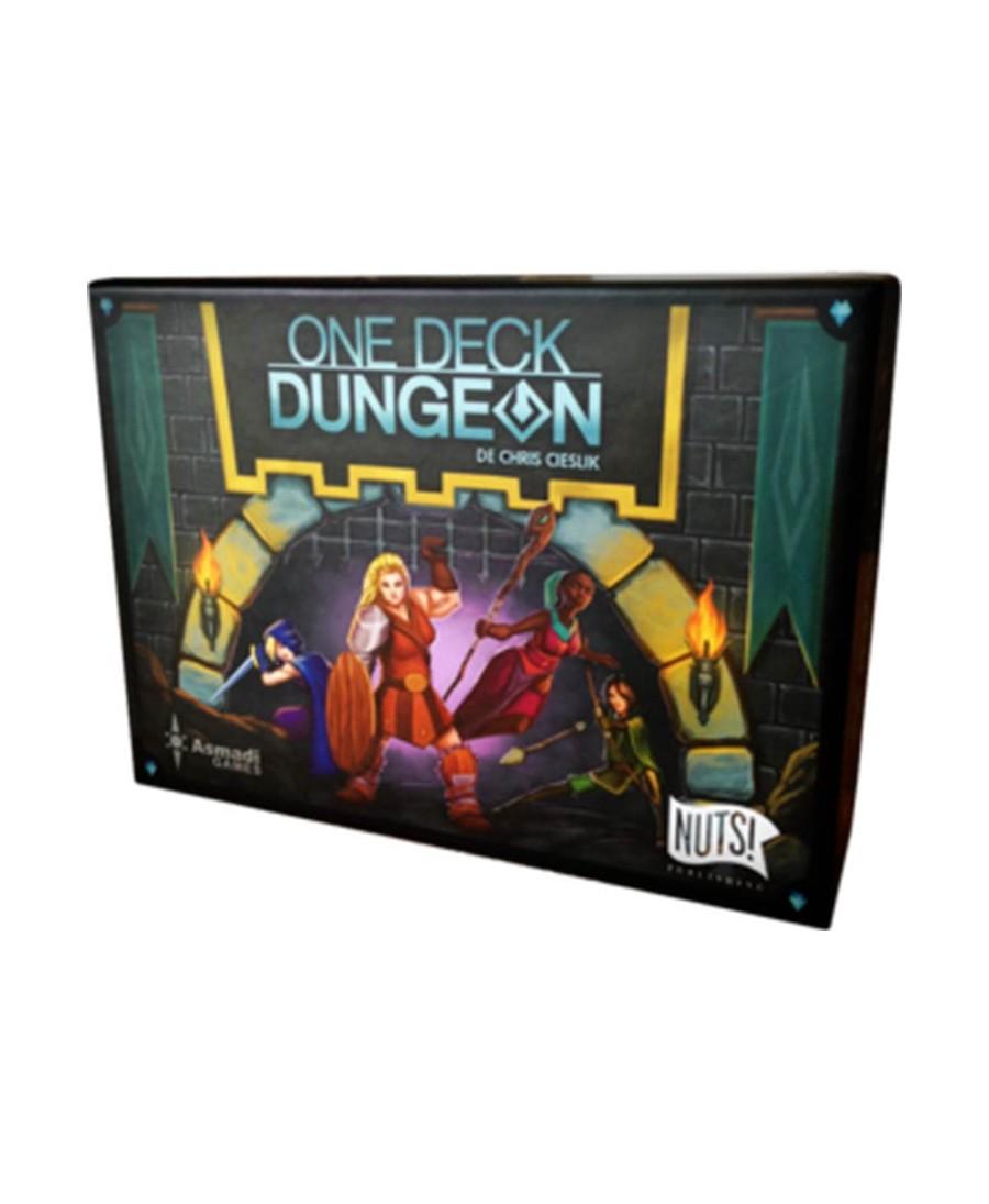 One Deck Dungeon | Jeu de Société | Jeu de Cartes