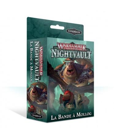 Warhammer Underworlds : La Bande à Mollog | Boutique Starplayer