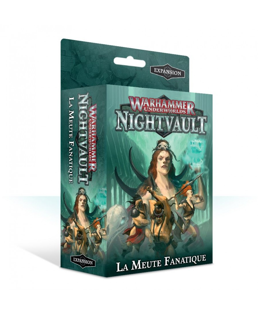 Warhammer Underworlds : La Meute Fanatique | Boutique Starplayer