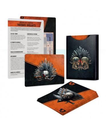 Kill Team : Arena - Extension de jeu Compétitif | Boutique Starplayer | Cartes Techniques et de Mission