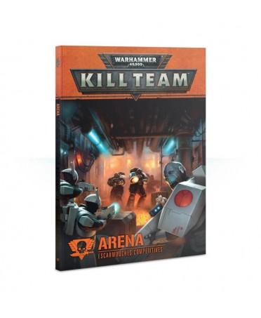 Kill Team : Arena - Extension de jeu Compétitif | Boutique Starplayer | Livre de Règles