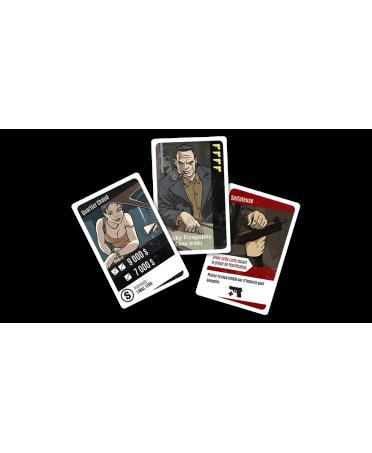 La Cosa Nostra (VF)   Boutique Starplayer   Jeu de Société