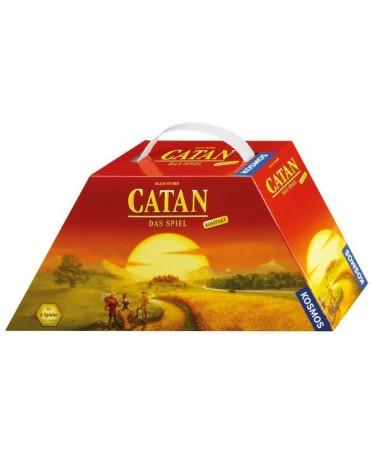 Catan : Version de Voyage (VF) | Boutique Starplayer