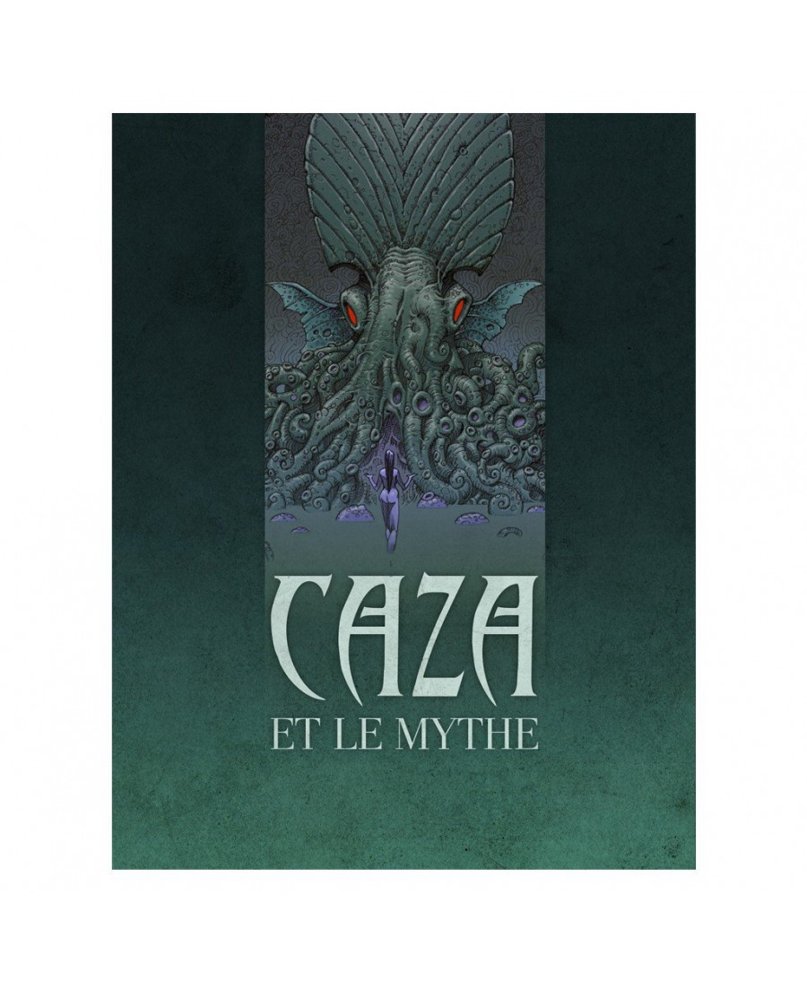Cthulhu Hack : Caza et le Mythe (VF) | Boutique Starplayer