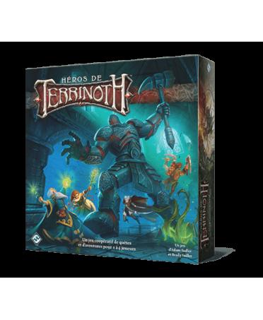 Héros de Terrinoth (VF) | Boutique Starplayer