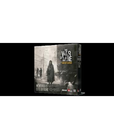 This War Of Mine : Mémoires de la Cité Interdite (VF) | Boutique Starplayer